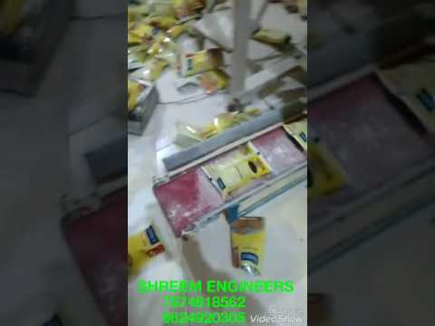 Meda Packing Machine