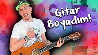 Klasik Gitar Boyadım! - Kendin Yap!