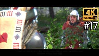 Kingdom Come Deliverance 4K Gameplay Walkthrough Part 17 ULTRA HD