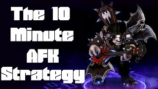 The 10 Minute AFK Strategy In Heroes Of The Storm