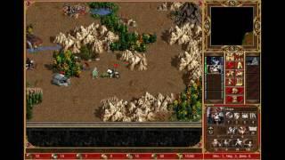 Герои Меча и Магии 3 Во Имя Богов & Heroes Of Might And Magic III / прохождение часть 2