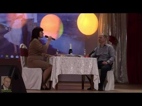 Анна Фучиджи и Григорий Иварлак - А ты весь поседел