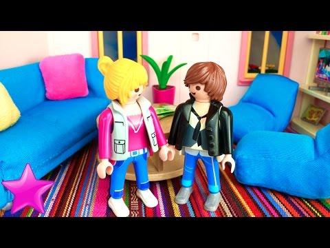 18º 🏠LA CASA ROMÁNTICA🏠 de Carol y Carlos. Casas de muñecas. Los Playmobil viven aquí