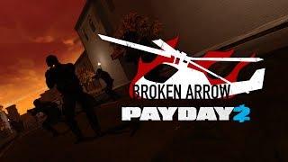 [Payday 2] Broken Arrow - Nazi Zombies Mod