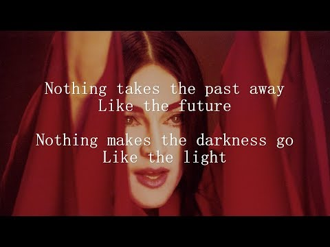 Madonna - Nothing Really Matters (Lyrics on Screen)