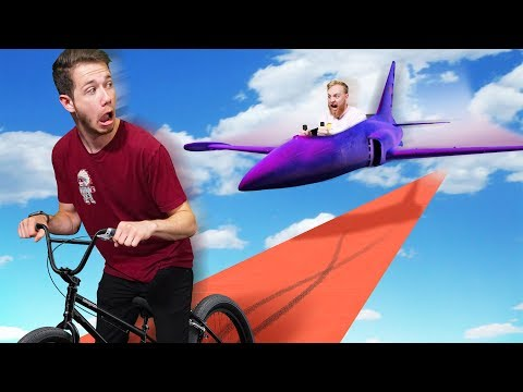 Dodge The Plane Challenge! | GTA5 [Ep 31]