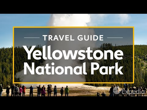 Yellowstone National Park Virtual Tour