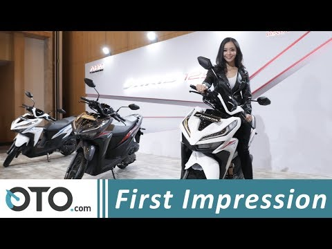 Honda Vario 125 | First Impression | Rival Kuat Yamaha Lexi | OTO.com
