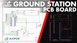 FPV Ground Station Control PCB Board