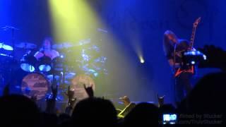 Children of Bodom - Towards Dead End (St.Petersburg, Russia, 22.04.2014)