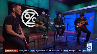 "Ozomatli Perform Their Hit ""Aqui No Sera"" Live And Have A New Song ""Common War"""