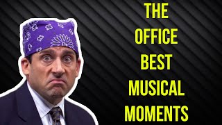The Office US   Best Musical Moments   All Seasons