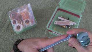 Minor Injury Kit for Home Use - Minor FAK