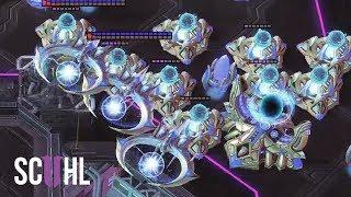 Classic's Crazy Starcraft 2 CHEESE!