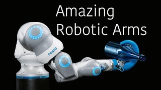 Amazing ROBOTIC ARMS you must see