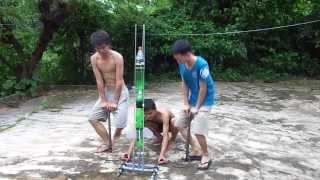 tên lửa nước ghép tầng -12a3 thpt lắk