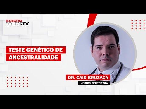 Teste genético de ancestralidade