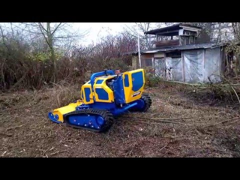 Bomford Flailbot Compact 40PS