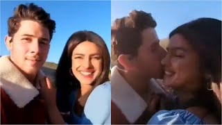 Nick Jonas showers Priyanka Chopra with KISSES as she makes a CAMEO in 'Until We Meet Again' video