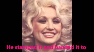Dolly Parton Letter To Heaven with Lyrics.mp4