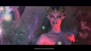 Total War: WARHAMMER II - Dark Elves Campaign Cutscenes/Movie
