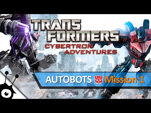 Transformers : Aventures sur Cybertron Wii