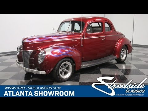 For Sale: 1940 Ford Coupe in Lithia Springs, Georgia