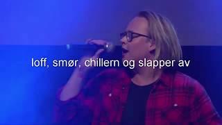 Sommerkroppen   Mads Hansen (feat Katastrofe, Morgan Sulele & Vidar Villa)  LYRIC