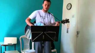 Say Goodbye - Dave Matthews cover by zin
