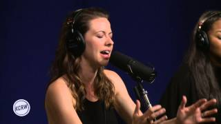 "Joy Williams performing ""Before I Sleep"" Live on KCRW"
