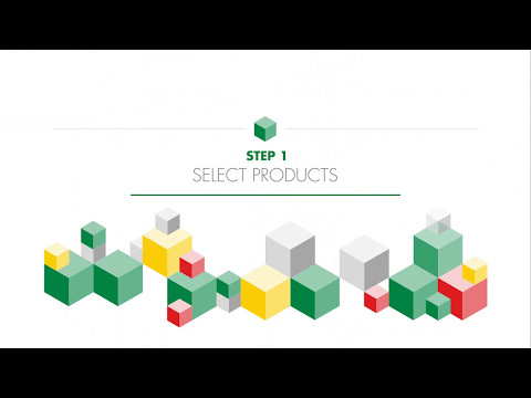 Customer Portal – Order process animated demo