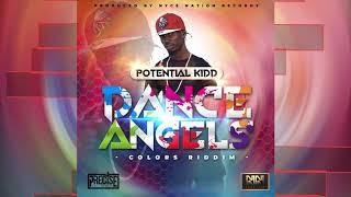 POTENTIAL KIDD_DANCE ANGELS (COLORS RIDDIM)