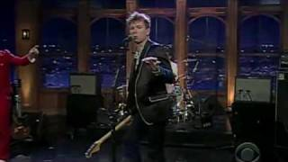 "Franz Ferdinand - ""Ulysses"" live on The Late Late Show"