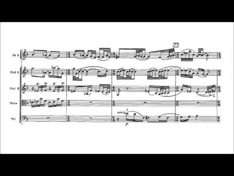 Igor Stravinsky - Symphony in C [With score]
