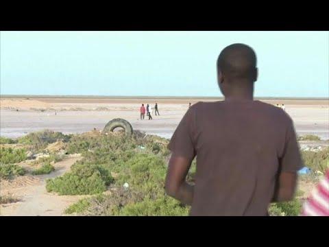 Ιταλία: Κύματα μεταναστών από την Τυνησία- Τετραπλάσιος αριθμός φέτος…