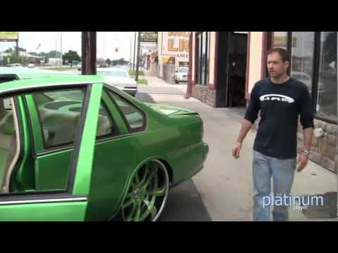 UNIQUE AUTO BODY & CUSTOM IMPALA On ASANTIS- MOTOR CITY SERIES