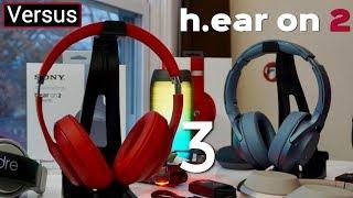 Beats Studio3 vs Sony h.ear on 2 - Apple, Keep Up Bruh