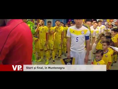 Start și final, în Muntenegru