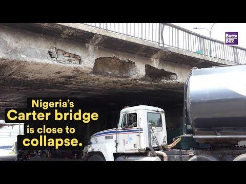 Nigeria's Carter bridge is close to collapse