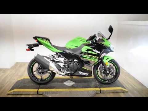 2018 Kawasaki Ninja 400 KRT Edition in Wauconda, Illinois - Video 1