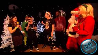 Xmas Rapping with Wretch 32 and Dappy - BBC Radio 1 Live Lounge Christmas