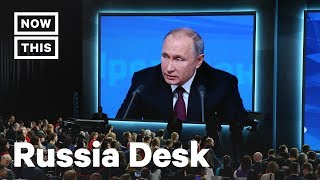 Who Is Vladimir Putin Really? | Russia Desk | NowThis