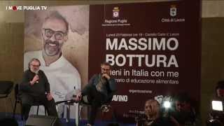 preview picture of video 'Massimo Bottura a Lecce | Video integrale'
