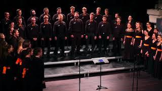 Bourée de la Suite Anglaise N°2 BWV 807 Jean Sebastien Bach   Jeune Choeur   Maitrise de Seine Mari