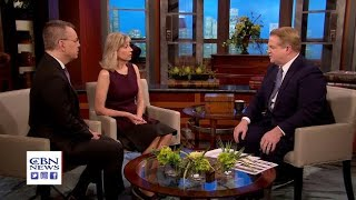 Freed Pastor Andrew Brunson and Wife, Norine, on 700 Club