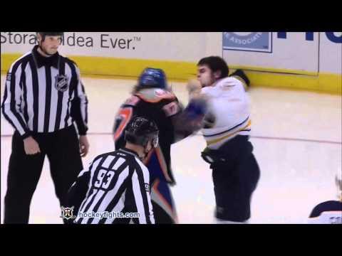 Patrick Kaleta vs Matt Martin