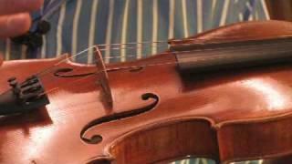 Violin Basics : How Does a Violin Produce Sound