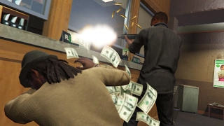 WE FINALLY ROBBED THE BANK! *BANNED!* | GTA 5 Role Play Life