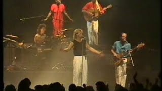 John Farnham - Down On The Border (Live - 1987)