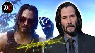 Keanu Reeves w Cyberpunk 2077! Największy sukces polskiego CD projekt?